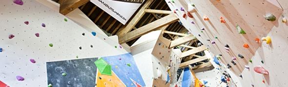 Climbing Barn 360 virtual tour
