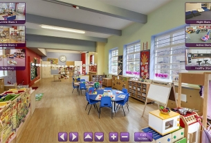 Nursery 360 virtual tour