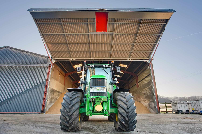 Bigdoor farm doors